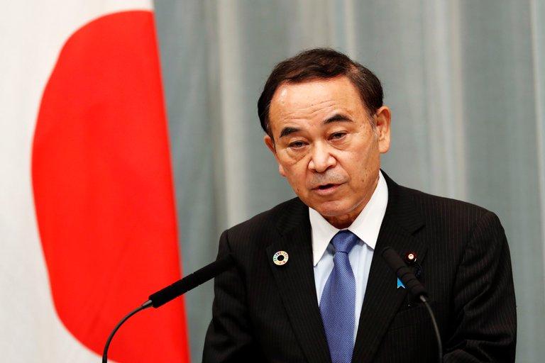 Tetsushi Sakamoto fue designado Ministro de la Soledad (REUTERS/Kim Kyung-Hoon)
